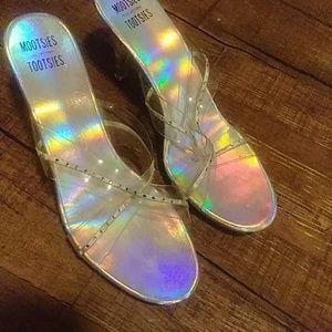 Mootsies tootsies collection high heels